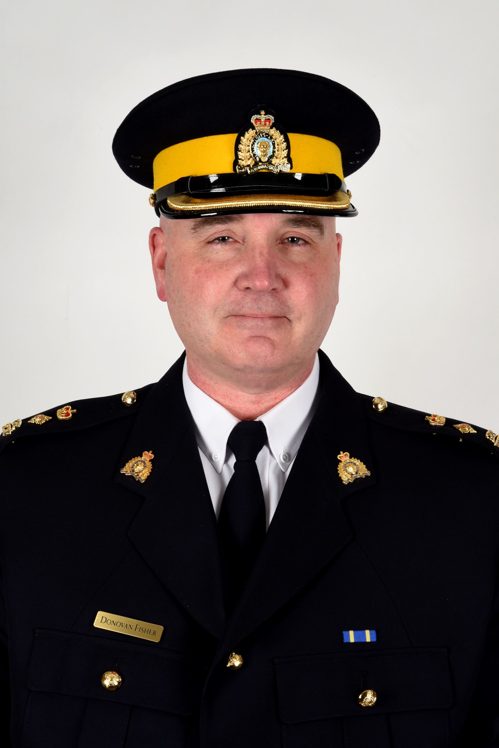 Chief Fisher photo